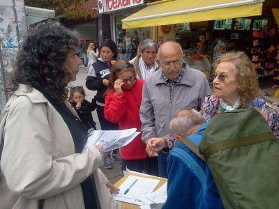 Unidad Popular contra el �impuestazo� de Scioli