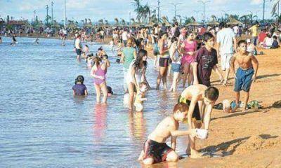 El viernes habilitarán los balnearios El Brete y Mártires
