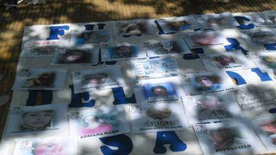 Madres del Dolor pidieron justicia con una manifestación