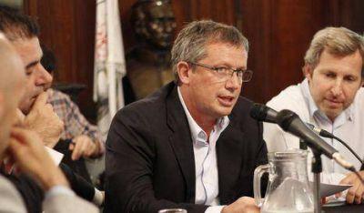 Legislatura: Monzó presentó el presupuesto 2014