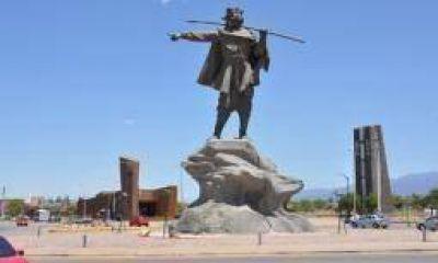 Este martes, acto oficial en homenaje a 'El Chacho' Peñaloza