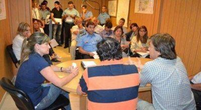 Buscan coordinar acciones para el programa Fiestas sin Excesos