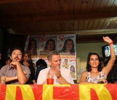 Tras el triunfo en Salta, la izquierda mira 2015 con ilusión