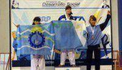 22 medallas obtuvo Jujuy en la final de los juegos nacionales Evita
