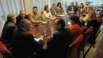 Jiménez explicó a los Legisladores el alcance del Presupuesto 2014
