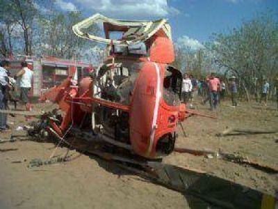 Tras un nuevo helicóptero, más apto para la montaña