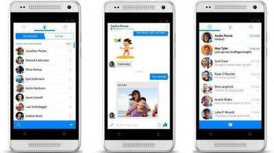 Facebook prepara un nuevo Messenger para dar batalla a WhatsApp