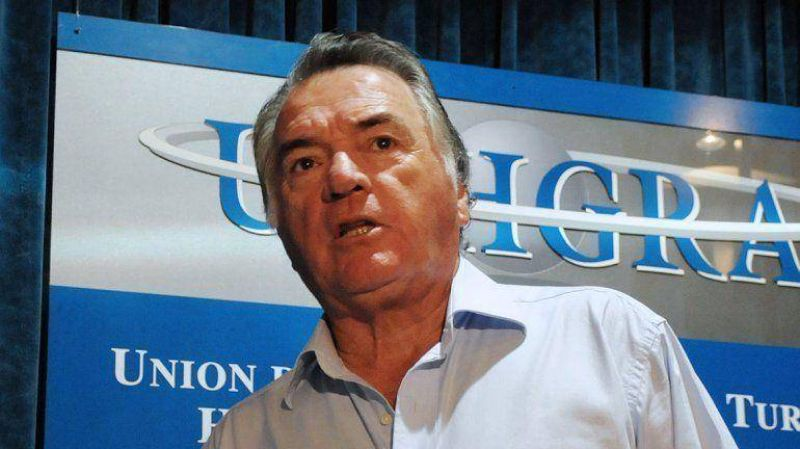 """Barrionuevo augur� una """"salida anticipada"""" del Gobierno"""