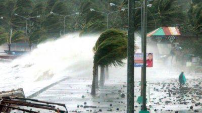 La OMS calificó con la categoría más elevada el desastre natural ocurrido en Filipinas