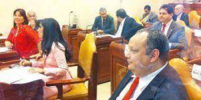 El HCD aprobó el Presupuesto Municipal