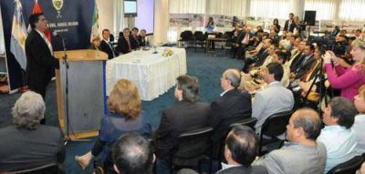 Formosa participar� de la primera reuni�n de gobernadores fronterizos