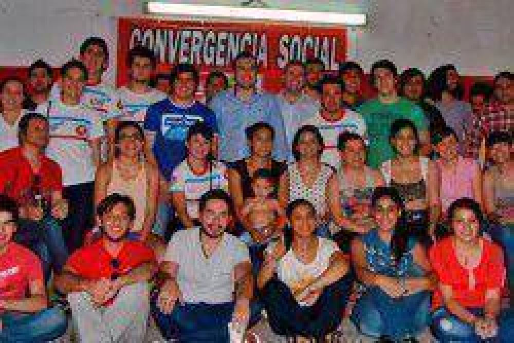 Juventud Radical de Convergencia Social ratificó la unidad