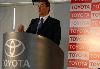 Proyectos de Toyota para Areco.