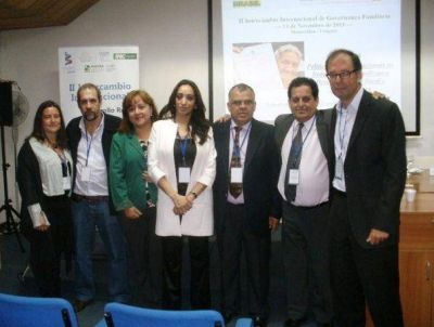 Chaco expuso en Foro Internacional de Uruguay