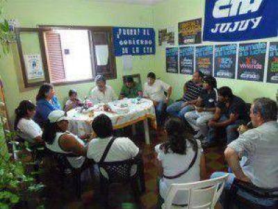 Intersindical solicita al gobierno de Jujuy una suma extraordinaria de 2 mil pesos para fin de año