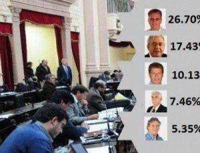 Tras el escrutinio definitivo, todos los nuevos legisladores