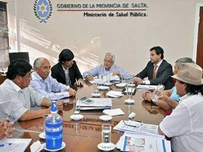 El Ministerio de Salud Pública y los gremios del sector acordaron un aumento salarial del 25%