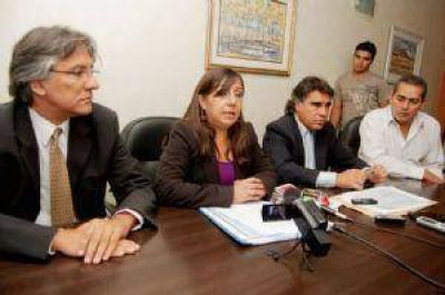 El FPV negociará con Barrionuevo la presidencia