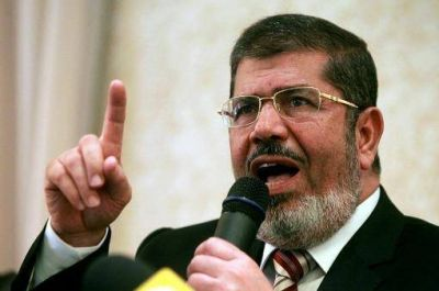 """Mursi: """"No habr� estabilidad hasta el fin del golpe de Estado"""""""