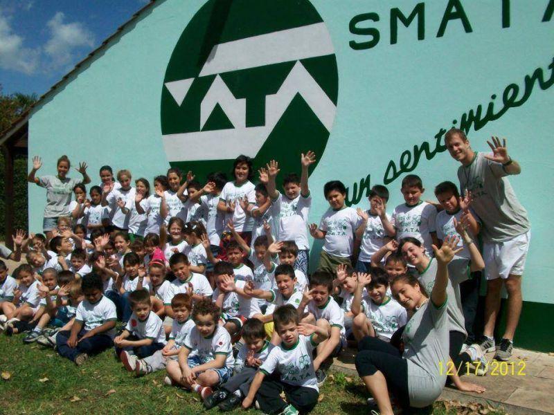 Lanzan la temporada 2014 de la Colonia de vacaciones del SMATA