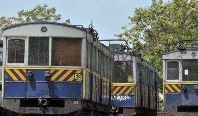 Ya se restauran los históricos vagones de la línea A