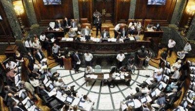La Legislatura aprobó la ampliación del presupuesto 2013