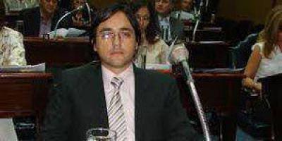 Adrián Bogado presentó Proyecto de ley contra el Tráfico de Drogas