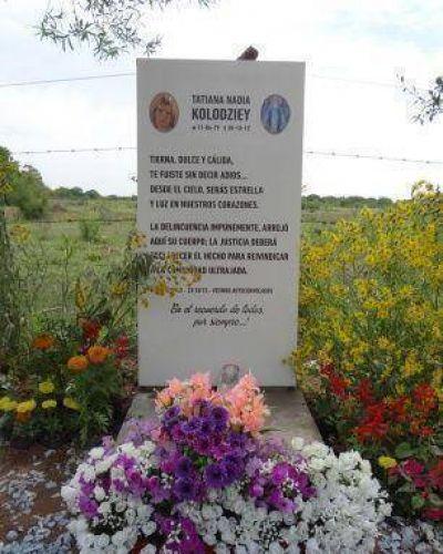 Caso Tatiana: este viernes la jueza de Garant�as fundamentar� la elevaci�n a juicio
