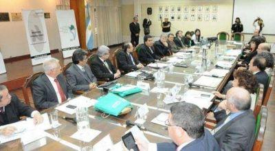 Zicosur: Capitanich, en plenario de rectores de universidades