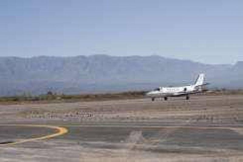 Quieren el primer aeropuerto internacional en Valle Fértil