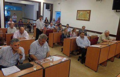 Se realizó la decimo cuarta sesión ordinaria del HCD de San Fernando