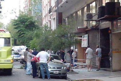Evalúan el edificio lindero a la explosión para determinar si puede volver a habitarse