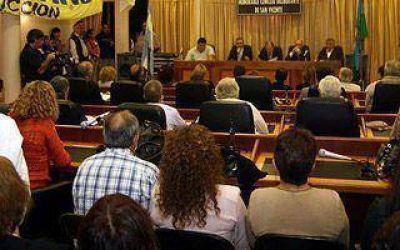 San Vicente: Por falta de quórum, el FpV no pudo aprobar el Presupuesto