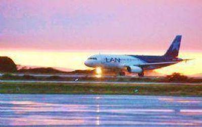 Un nuevo incidente con un avión de LAN