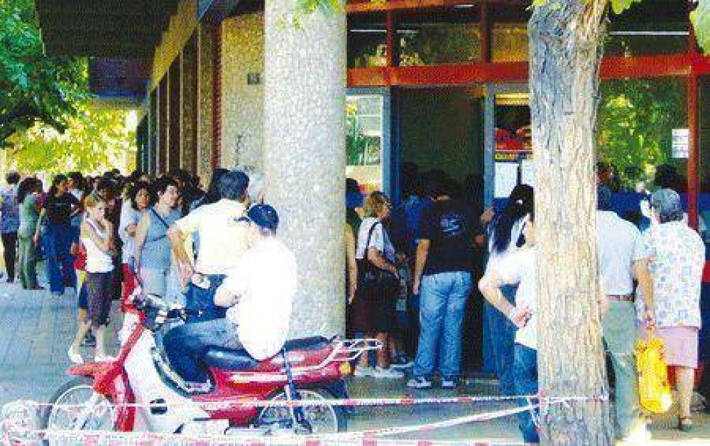 El Banco Nación habilitaría una sucursal para pagar a los jubilados: