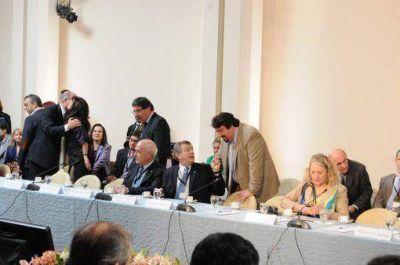 FET: Closs acordó con Yahuar y sale el pago de la Caja Verde