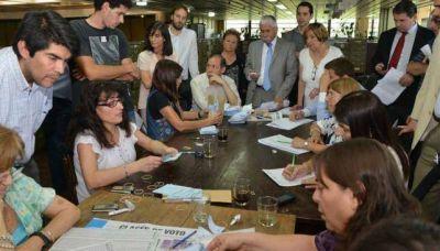 El FIT no halló los votos que esperaba entre los impugnados