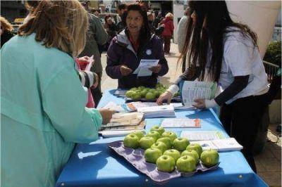 Amplia participación de la comunidad en la Semana de la Diabetes