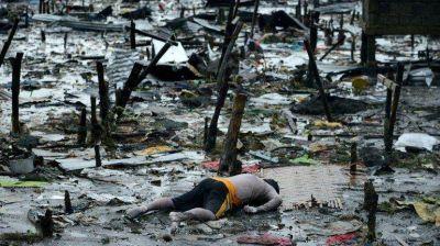 Filipinas y la ONU se contradicen sobre la cifra de víctimas fatales
