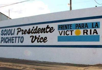 Scioli - Pichetto, una fórmula para 2015 que fogonean desde Bariloche