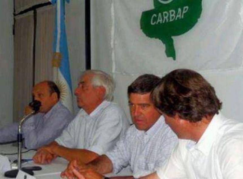 Enérgico rechazo de Presidentes de Asociaciones y Sociedades Rurales de CARBAP a la Ley Fiscal 2014