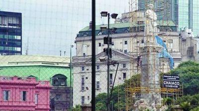 Monumento a Colón: Revelan que ya fue restaurado en 2007 y sin desmantelarlo