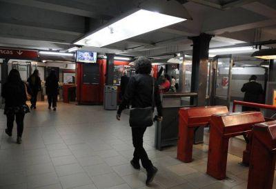 La línea B perdió 32% de sus pasajeros luego del aumento