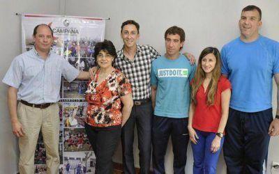 """Desarrollo Humano puso en marcha la inscripción para la """"Colonia Integradora Municipal de Verano 2014"""""""