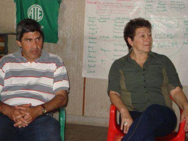 Encuentro de Jóvenes de la Regional Norte y Oeste de ATE en Ramallo