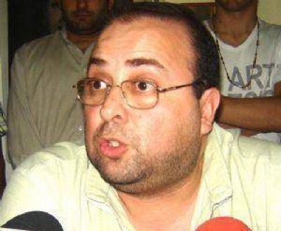 """Aguilar quiere presidir el PJ local """"para gestionar obras"""""""