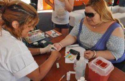 Crecieron los casos de diabetes en hospitales