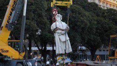 Colón: desmienten al Gobierno nacional frente a la restauración