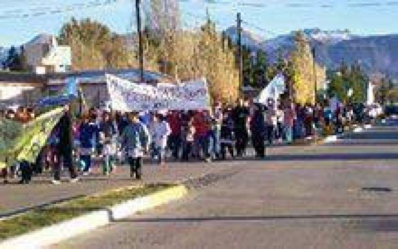 Paro Docente: La protesta de los padres