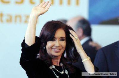La Presidenta retoma sus actividades con alto nivel de aprobación popular